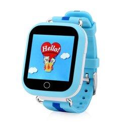 Наручные часы - Детские часы с GPS Smart Baby Watch Q100, 0