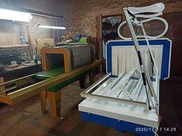 Упаковочное оборудование - Термоусадочный аппарат Альфапак 370, 0