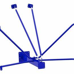 Стойки и кольца - Ферма для баскетбольного щита ZSO, BIG, вынос 1200 мм, 0