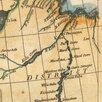 Гравированная кабинетная карта 1758 года России и северных стран S6710 по цене 220000₽ - Гравюры, литографии, карты, фото 14