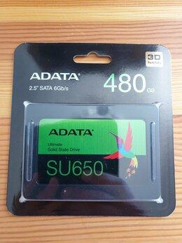 Внутренние жесткие диски - SSD 480Гб, новый, 0