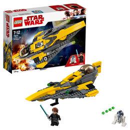 Конструкторы - LEGO Star Wars 75214 Звёздный истребитель Энакина, 0