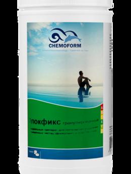 Пропитки - Chemoform Флокфикс гранулированный, 1 кг, 0