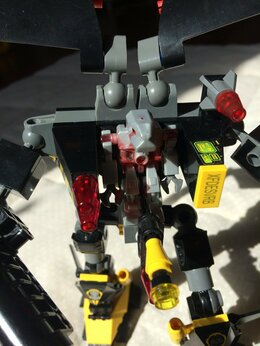 Конструкторы - Lego Iron Condor Exo Force, 0
