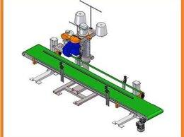 Упаковочное оборудование - Полуавтомат для упаковки древесного угля в…, 0