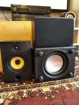 Комплекты акустики - Аудиотехника, 0