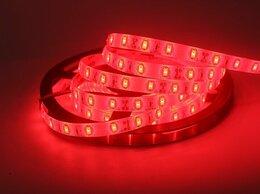 Светодиодные ленты - Светодиодная лента Красная влагозащищённая IP65…, 0