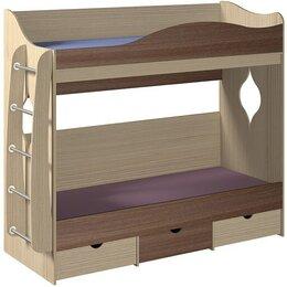 Кровати - Кровать двухъярусная Соня  с ящиками, 0
