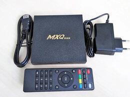 ТВ-приставки и медиаплееры - TV приставка Smart TV Box Android 9, 0