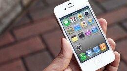 Мобильные телефоны - iPhone 4S 16Gb белый, 0