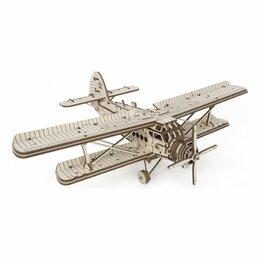 Рукоделие, поделки и товары для них - Деревянный конструктор (3D пазлы) Военный…, 0