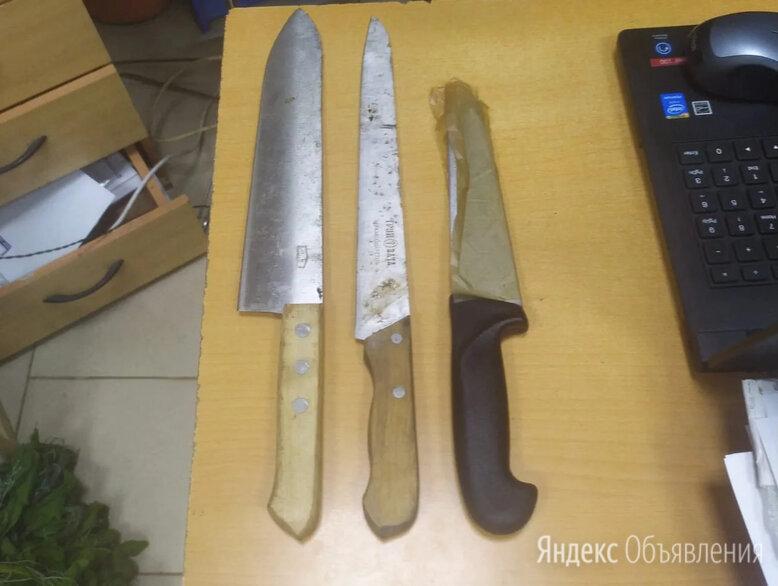 Ножи СССР в ассортименте + по цене 700₽ - Ножи кухонные, фото 0