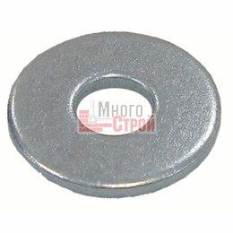 Шайбы и гайки - Шайбы увеличенные DIN 9021 Zn-Ф 6,0, 0