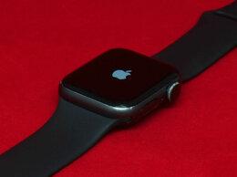 Умные часы и браслеты - Apple Watch 4 40mm Space Gray (гарантия, чек), 0