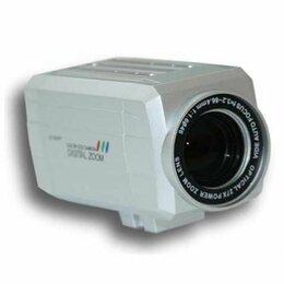 Камеры видеонаблюдения - Видеокамера Vesta 127, 0