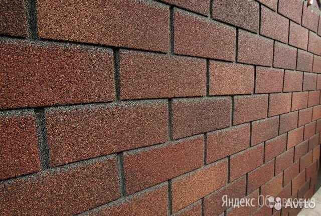 Фасадная плитка Терракотовый кирпич Технониколь по цене 530₽ - Фасадные панели, фото 0