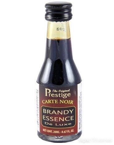 Эссенция PRESTIGE Carte Noir Brandy Элитный Коньяк, 20 мл по цене 269₽ - Ингредиенты для приготовления напитков, фото 0