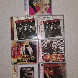Музыкальные CD и аудиокассеты - Roxette, 0