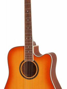 Акустические и классические гитары - Cort AD890CF-LVBS Standard Series, 0
