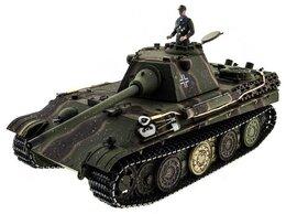 Радиоуправляемые игрушки - Р/У танк Taigen 1/16 Panther type F (Германия)…, 0