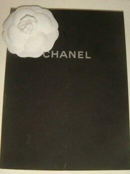 Визитницы и кредитницы - Блокнот с карандашом ф.Шанель Chanel оригинал, 0