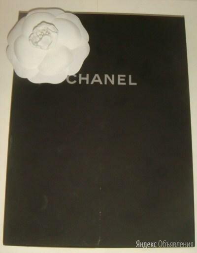 Блокнот с карандашом ф.Шанель Chanel оригинал по цене 35000₽ - Визитницы и кредитницы, фото 0