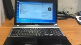 Ноутбуки - ACER V3-551, AMD A10 , 0