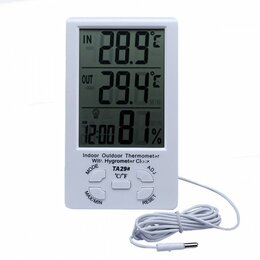 Термометры - Цифровой термометр, 0