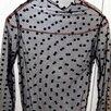 блузка сетка  по цене 350₽ - Блузки и кофточки, фото 5
