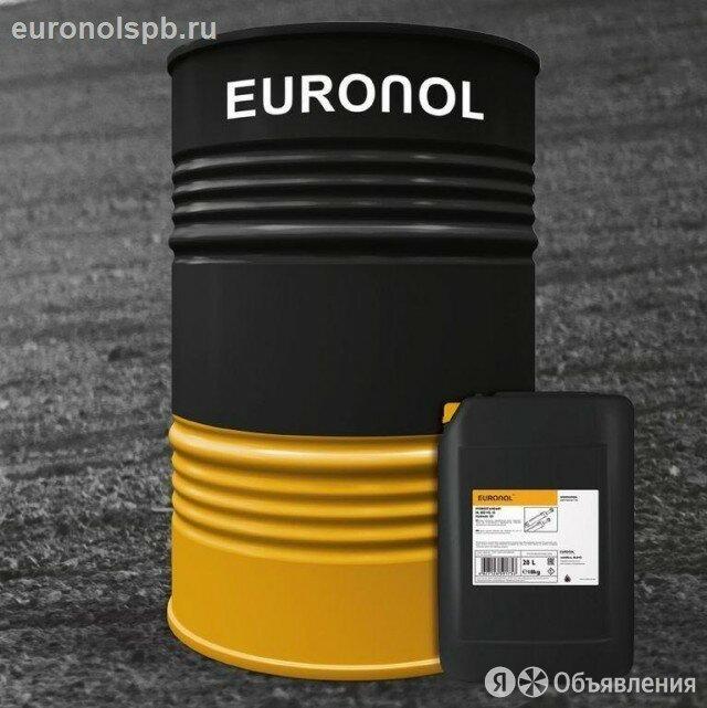 Литва EURONOL ULTRA TURBO DIESEL 10w-40 216,5L по цене 68237₽ - Двигатель и топливная система , фото 0