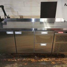 Холодильные столы - СТОЛ С ОХЛАЖД.ШКАФОМ HICOLD GN112/TN, 0