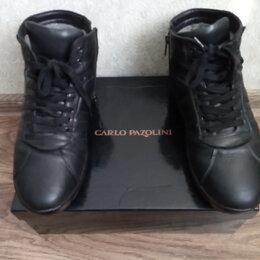 Ботинки - Ботинки зимние carlo pazolini италия 43, 0