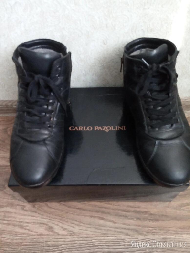 Ботинки зимние carlo pazolini италия 43 по цене 2000₽ - Ботинки, фото 0