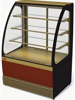 Холодильные витрины - Холодильная витрина Veneto VS-0,75 (краш.), 0