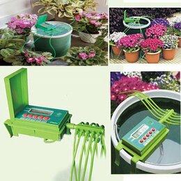 Капельный полив - Капельный автоматический полив домашних растений Green Helper GA 010, 0