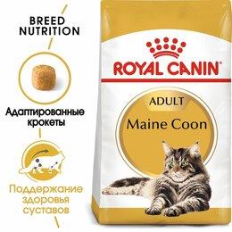 Корма  - Royal Canin Maine Coon Adult Корм сухой…, 0