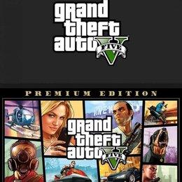 Игры для приставок и ПК - GTA V Premium Edition, 0