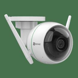 Камеры видеонаблюдения - Уличная Wi-Fi камера Ezviz C3WN 1080p (2.8mm), 0