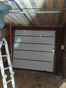 Заборы и ворота - промышленные и секционные гаражные…, 0