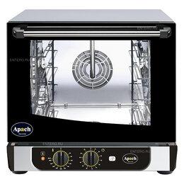 Жарочные и пекарские шкафы - Печь конвекционная Apach AD44M, 0