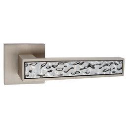 Ручки дверные - РУЧКА ДВЕРНАЯ ORO 929-13 MSN (НИКЕЛЬ СУПЕР…, 0