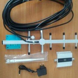 Прочее сетевое оборудование - Комплект усиления GSM связи, 0