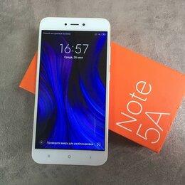 Мобильные телефоны - Смартфон Xiaomi Redmi Note 5A, б/у, 0