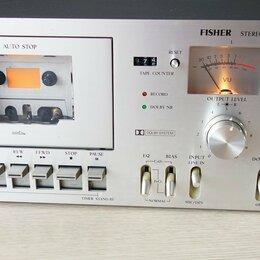 Музыкальные центры,  магнитофоны, магнитолы - Fisher CR-7000 - Кассетная дека, 0