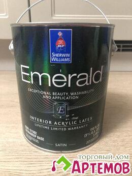 Краски - Краска Sherwin-Williams Emerald SATIN LOW VOC …, 0