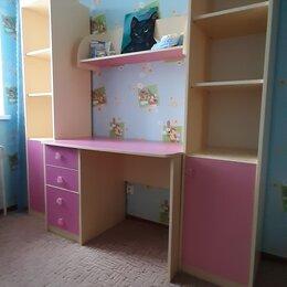 Мебель для учреждений - Школьный,гарнитур,стол,полка,2,книжных,этажерки, 0