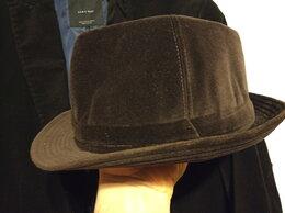 Головные уборы - Велюровая Шляпа John Lewis Италия, 0