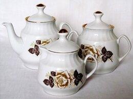 """Сервизы и наборы - Кофейно-чайный набор посуды """"Чайная роза"""". «RPR»…, 0"""