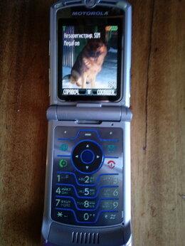 Мобильные телефоны - Телефон MOTOROLA RAZR V3 ПРОДАМ, 0