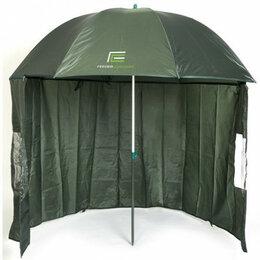 Аксессуары и комплектующие - Зонт рыболовный с тентом Feeder Concept Gloster, 0